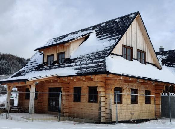 Stavebné pozemky v Čičmanoch